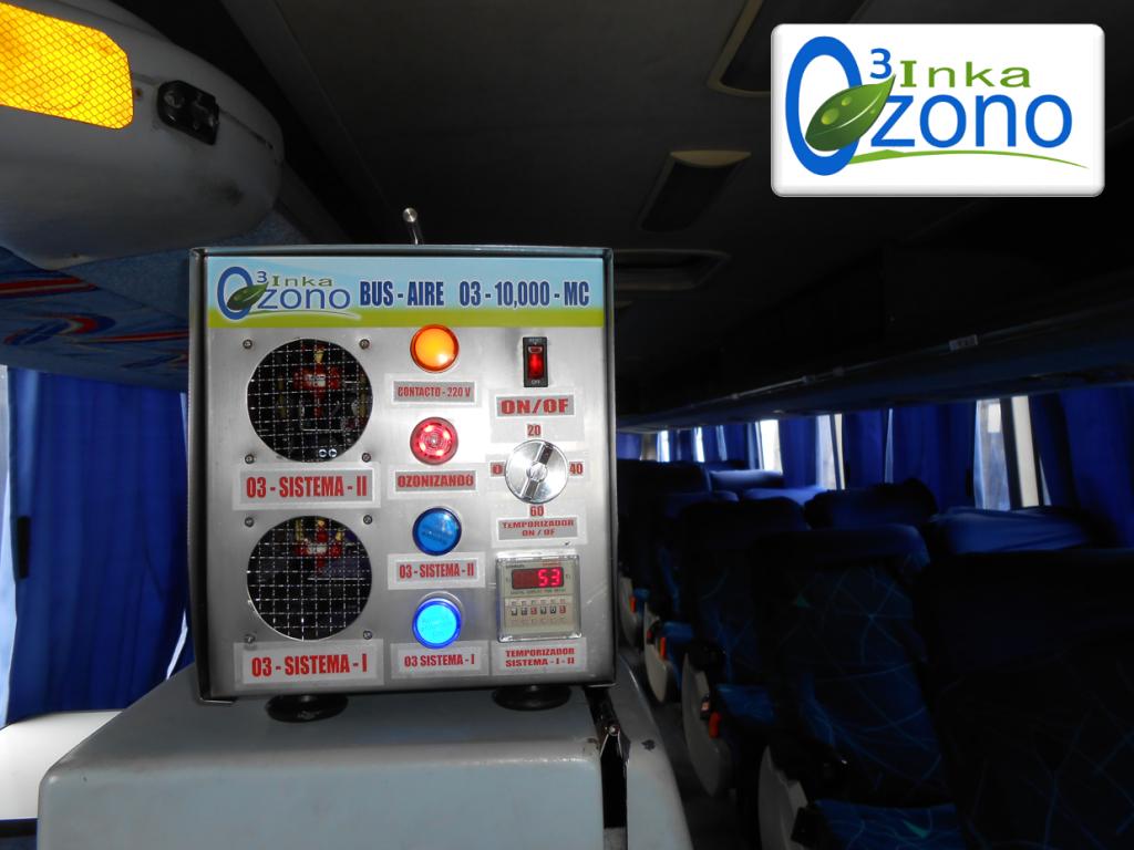 Ozonizado Bus